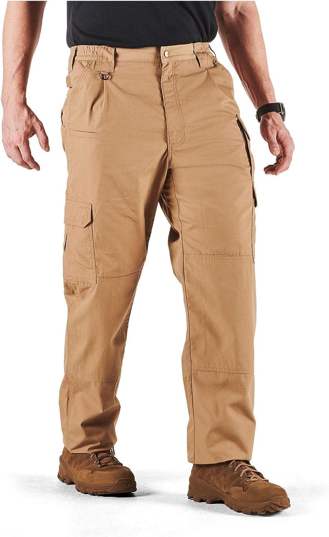 5.11 Tactical Series 74273 Mens Taclite Pro Pant Coyote Brown, 36W-32L