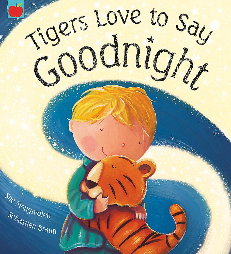 Download Tigers Love to Say Goodnight PDF