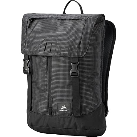 Amazon.com: Gregory Mountain Products Baffin Backpack, Ink Black, One Size: Sports & Outdoors