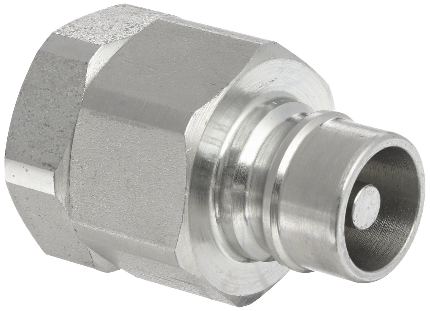 Snap-Tite BVHN12-12F Brass H-Shape Quick-Disconnect Hose Coupling 3//4 NPTF Female x 3//4 Coupling Size 3//4 NPTF Female x 3//4 Coupling Size Nipple