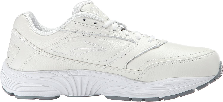 Brooks Womens Dyad Walker Ankle-High Leather Walking Shoe