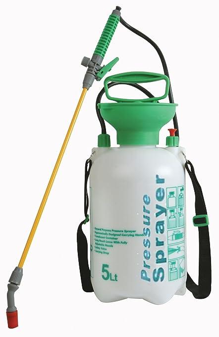 3 opinioni per Spruzzino nebulizzatore 5 litri a pressione con fascia per spalla mws
