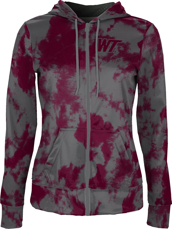 School Spirit Sweatshirt ProSphere West Texas A/&M University Girls Zipper Hoodie Grunge