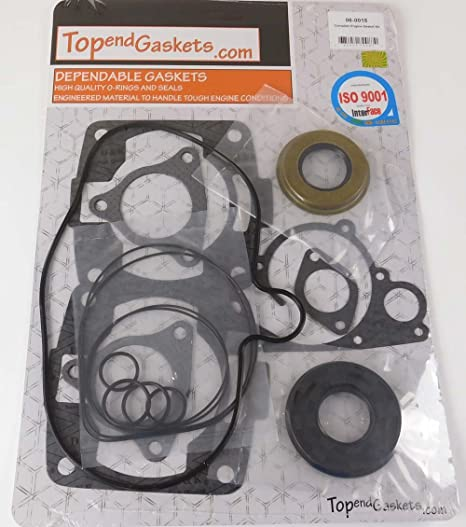 amazon com: complete engine gasket set full kit 1997-1998 polaris indy 700  rmk sks: automotive