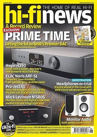 Hi-Fi News: Amazon com: Magazines