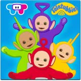 Teletubbies Paint Sparkles - Draw, Color, Have Fun