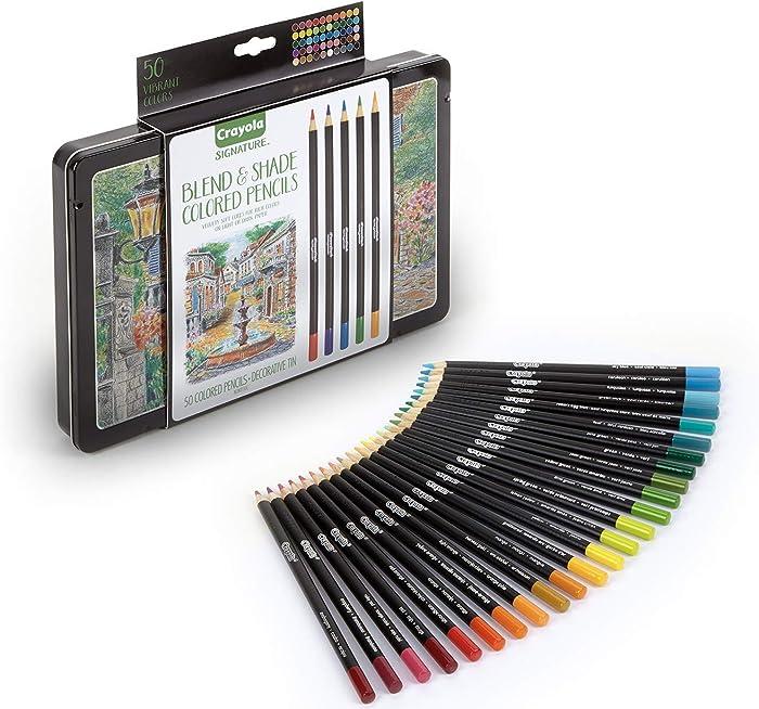 Top 10 Crayola Blender Pencils
