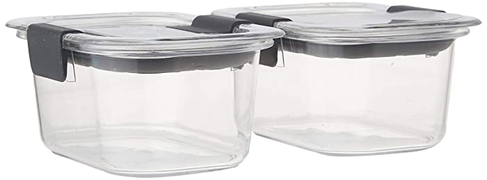 Top 9 Rubbermaid Brilliance Food Storage Containers 13 Cup