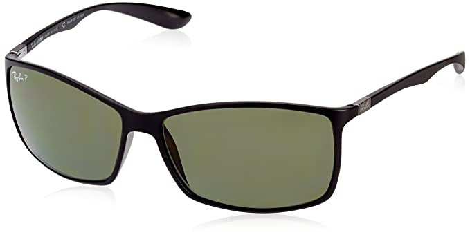 d2ed7648077 Ray-Ban Men s Liteforce Sunglasses Negro 62  Ray-Ban  Amazon.co.uk ...