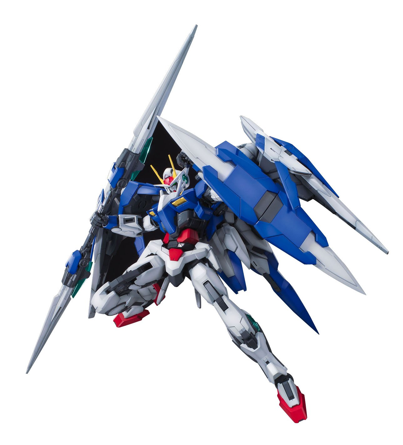 Bandai Hobby MG 00 Raiser ''Gundam'' 1/100 Scale Model Kit