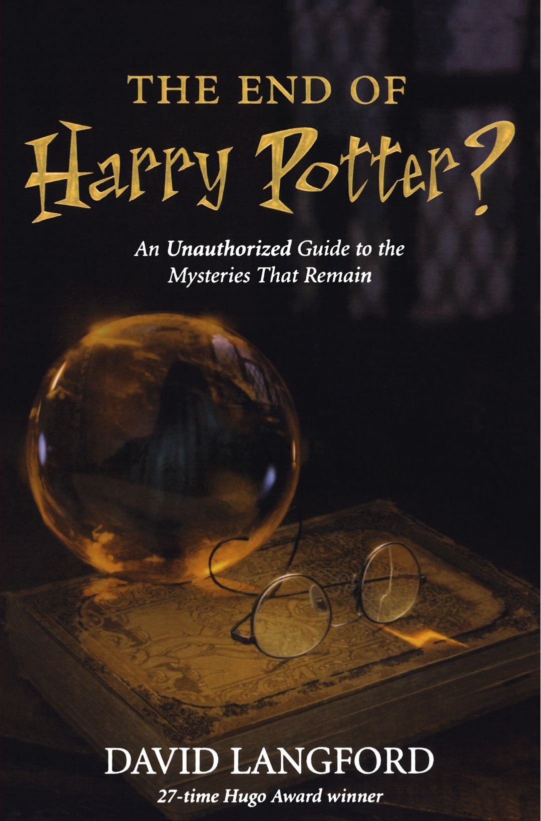 Read Online The End of Harry Potter? PDF