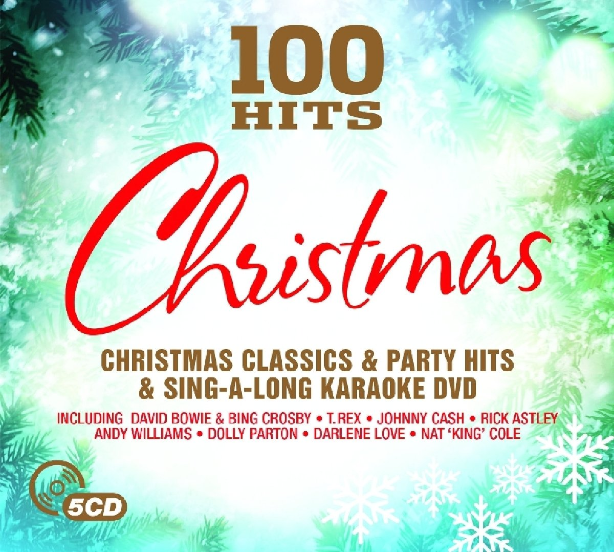 100 Hits - Christmas: Amazon.co.uk: Music