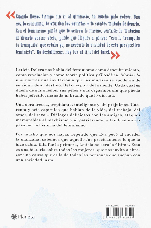 Morder La Manzana La Revolucion Sera Feminista O No Sera Amazon