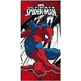Artesanía Cerdá 2200002180 Toalla Playa Polyester 70 x 140 cm, diseño Spiderman