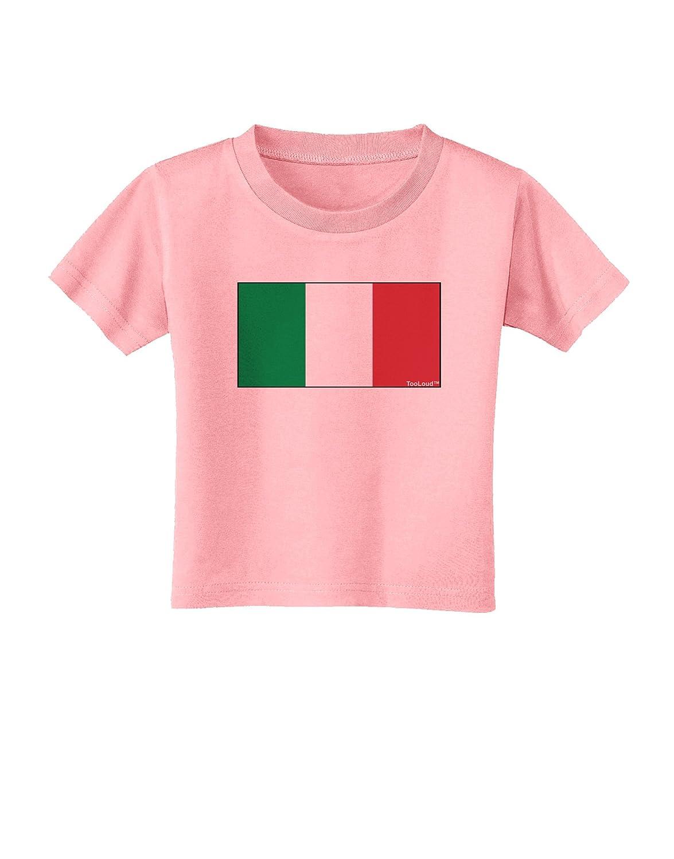 TooLoud Italian Flag Italy Toddler T-Shirt