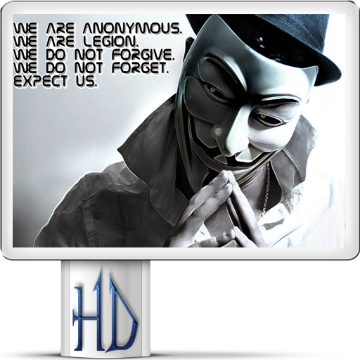 Anonymous 2014 Hd Wallpaper Amazon Com Au Appstore For Android