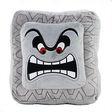 Amazon.com: Almohada de peluche de 11.8 in con diseño de ...
