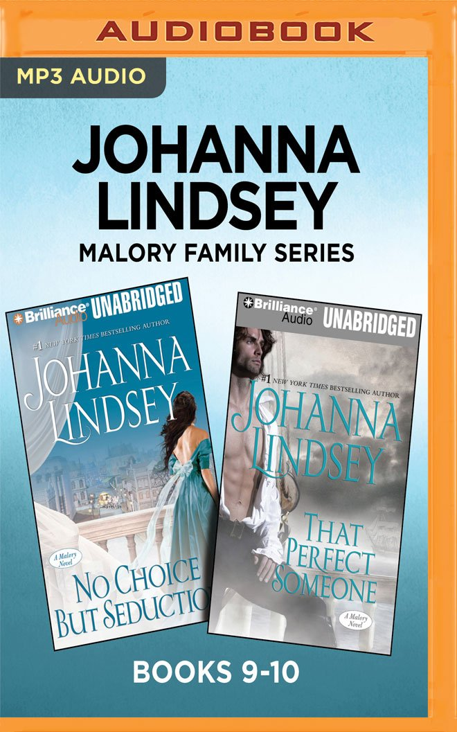 Download Johanna Lindsey Malory Family Series: Books 9-10: No Choice But Seduction & That Perfect Someone ebook