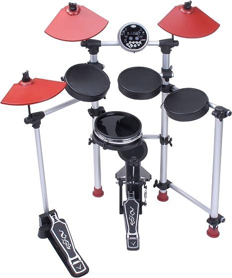 XDrum DD-501 Batería electrónica digital de pie (E-Drum): Amazon.es: Instrumentos musicales