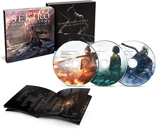 SEKIRO: SHADOWS DIE TWICE ORIGINAL SOUNDTRACK