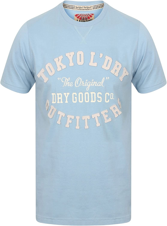 Tokyo Laundry Mens Ellsworth Crew Neck T-Shirt