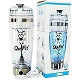 600ml Elektrischer Eiweißshaker Proteinshaker (USB) kein BPA Nahrungsmittelgrad AS schnelles Mischen bequemes Tragen