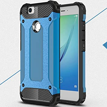 TAITOU Huawei Honor5A/Y6II Shell, Shield UltraSlim Premium Dual Layer Hybrid Shockproof Armour Cover, New Outdoor Sport Anti Scratch Armor Phone Case ...