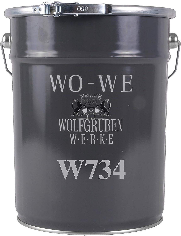 3 kg Scellant W734 /à base de R/ésine Epoxy Rev/êtement de Sol pour B/éton