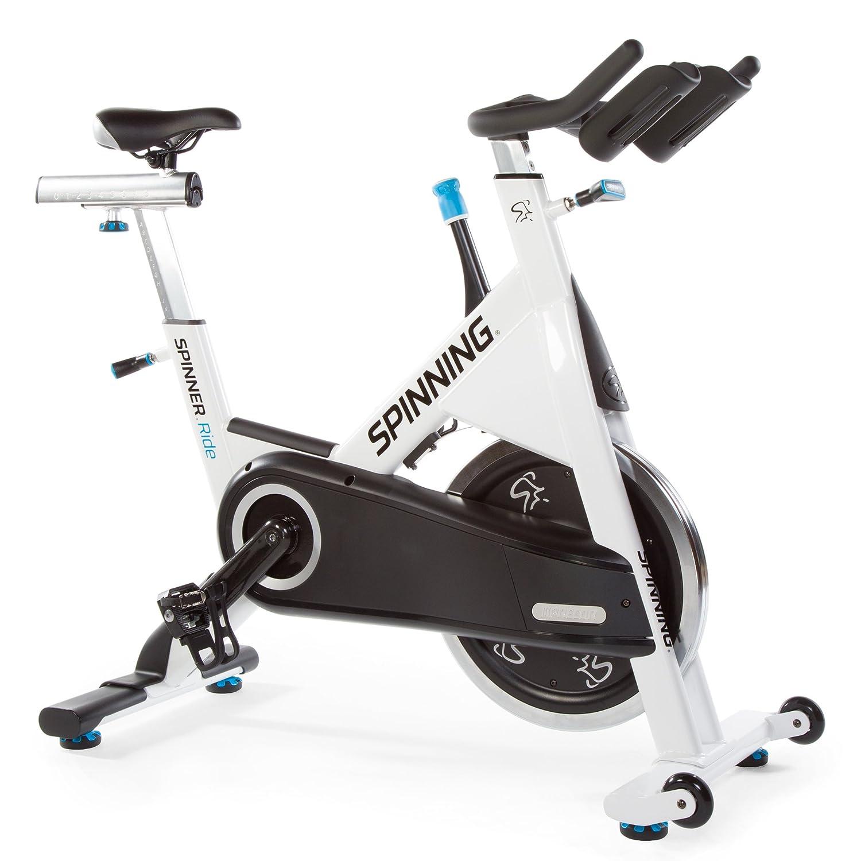 Spinning® Erwachsene Rally Bike, Schwarz, M
