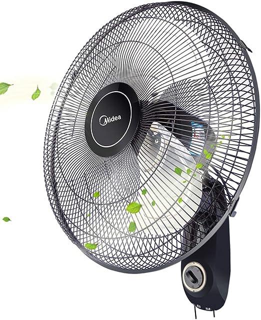 Ventilador de Pared Oscilante Ventiladores 51cm Industrial/ 3 ...