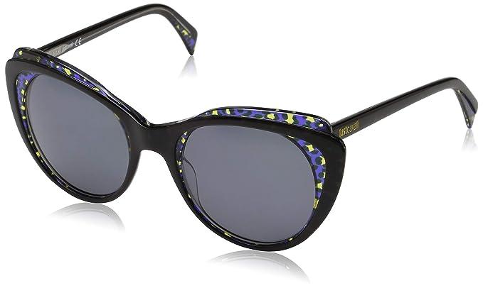 Just Cavalli Jc740s Gafas de Sol, Negro (Schwarz), 54.0 para ...