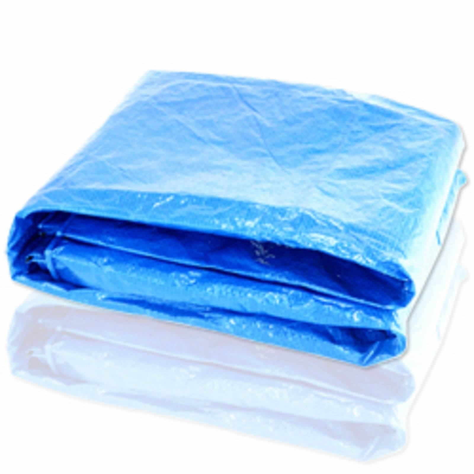 40` X 50` Blue Economy All Purpose Tarp W/grommets by Generic