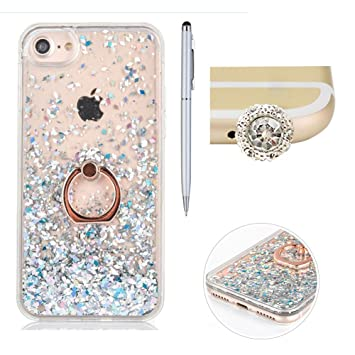 coque iphone 6 paillette strass