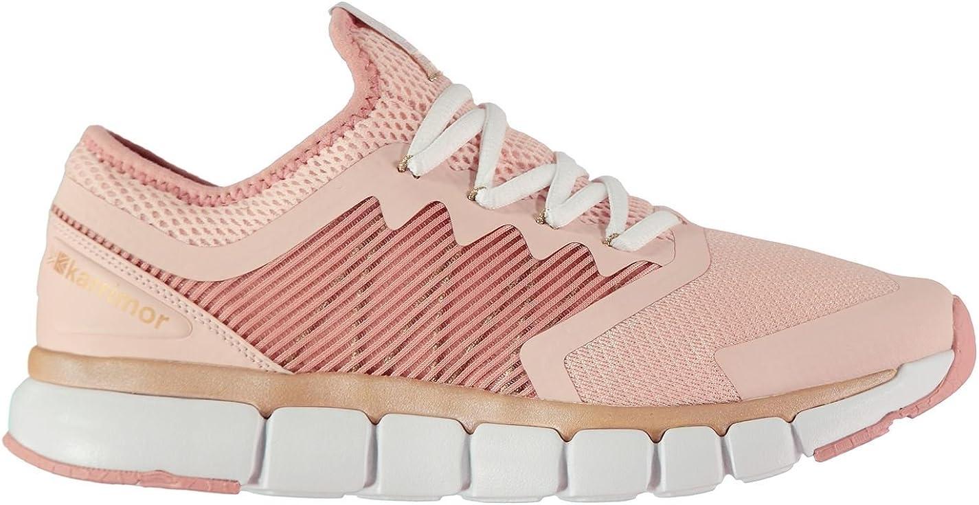 Karrimor Mujer Stellar Zapatillas Deportivas De Running Rosado Oscuro EU 42 (UK 8): Amazon.es: Zapatos y complementos