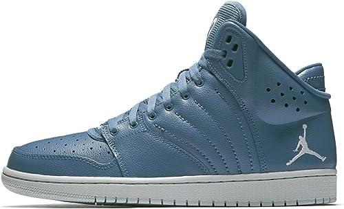 NIKE Jordan 1 Flight 4 Men's Sneaker, Grove Green Light Bone