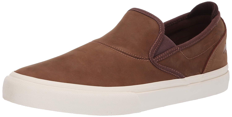 6d6ca9dd29e Amazon.com  Emerica Men s Wino G6 Slip-ON Skate Shoe  Shoes