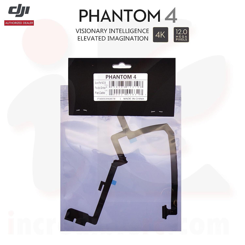 Amazon.com: DJI Phantom 4 Part 36 - Flexible Gimbal Flat Cable - OEM ...