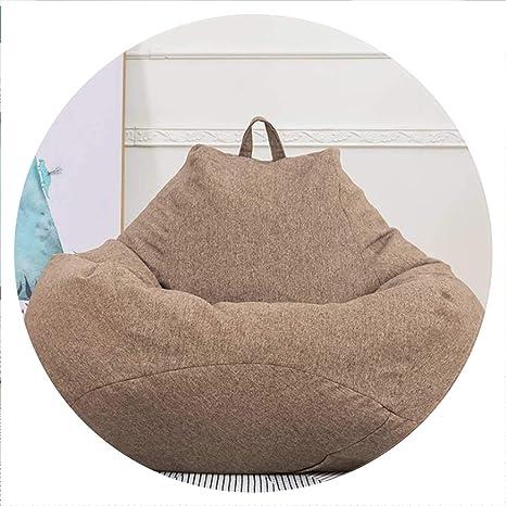 Amazon.com: Mokasa - Puf grande y pequeño para sofá, sin ...