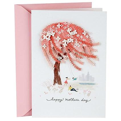 Amazon hallmark signature mothers day love greeting card for hallmark signature mothers day love greeting card for all you do for our family m4hsunfo