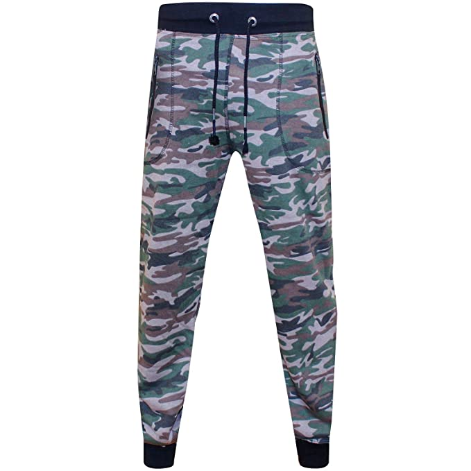 latest selection of 2019 cute 2019 wholesale price Zara Mens Brand CAMO Skinny Jogging Bottoms Slim FIT Joggers ...