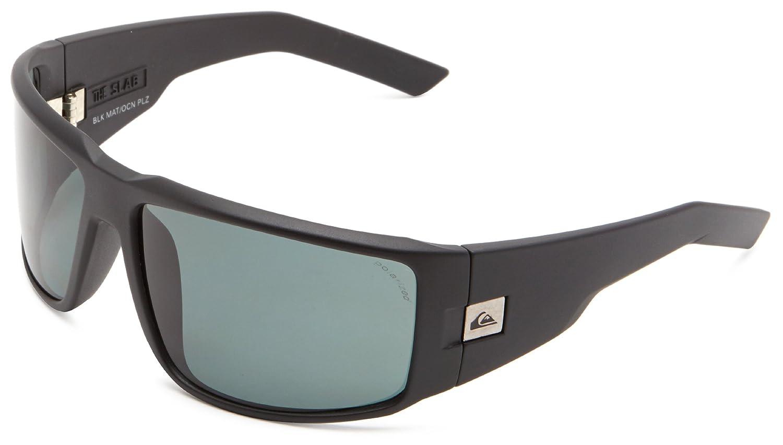 017777ef5bc Amazon.com  Quiksilver The Slab QEMP013-D61 Polarized Shield Sunglasses