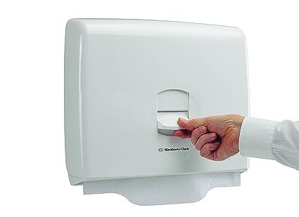 AQUARIUS* Dispensador de Cubreasientos Individuales 6957 - Blanco