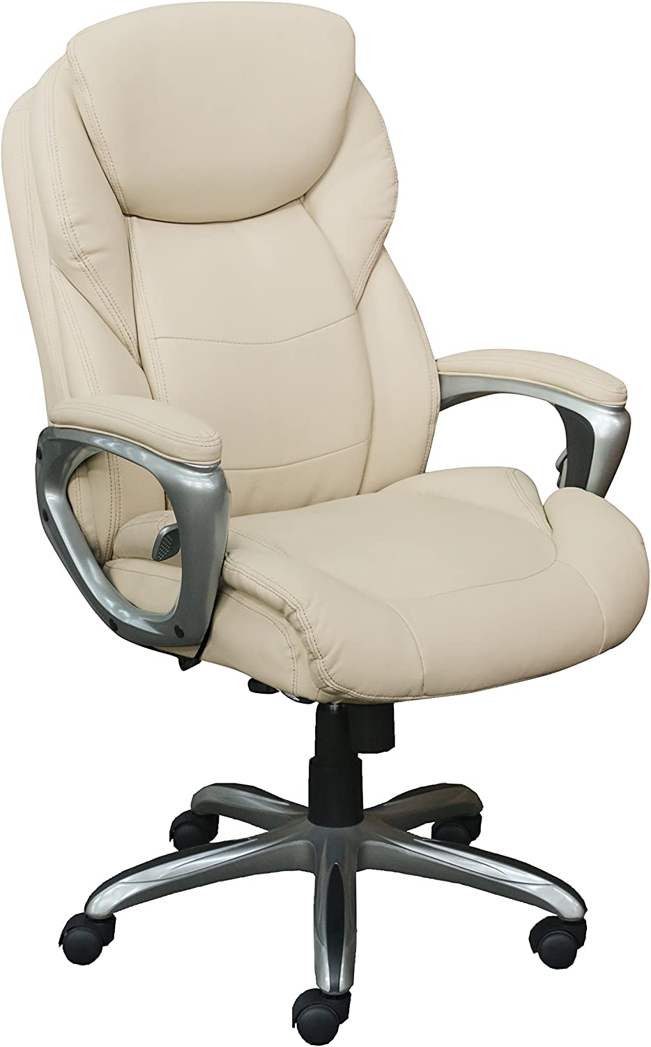 Serta 48098A My My Fit Chair, Ivory