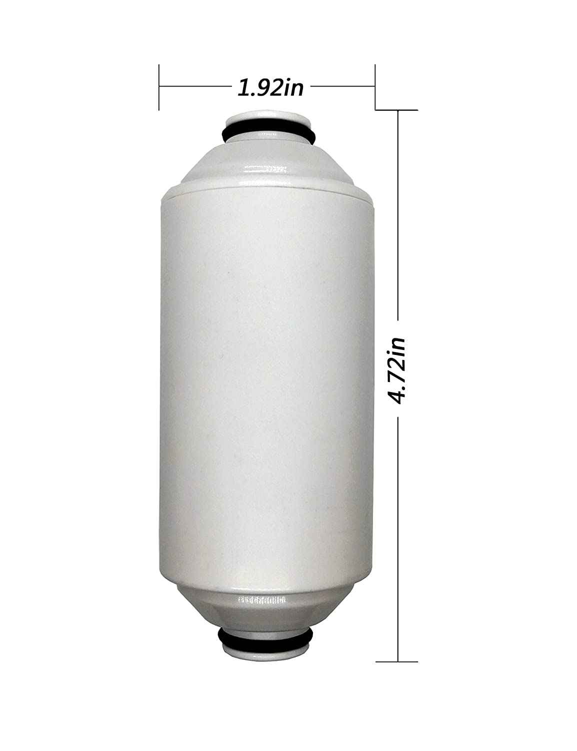 ZTSXLLIM 12 Stage Filter Cartridge for Shower Filter,Removes Chlorine and Heavy Metal and Other Harmful Substances,Adds Vitamin C to Improve The Condition of Skin and Hair
