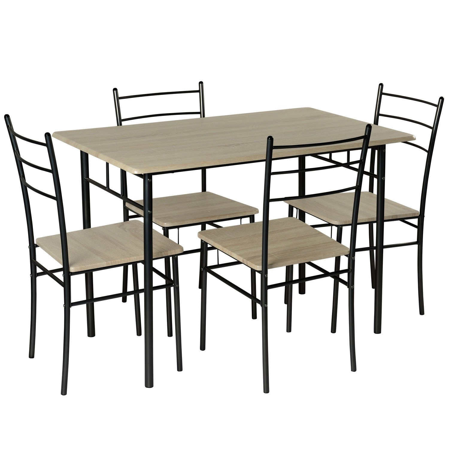 rectangular set tables com plastic x with adjustable and height dp activity table dining w chair amazon l blue chairs furniture kitchen flash