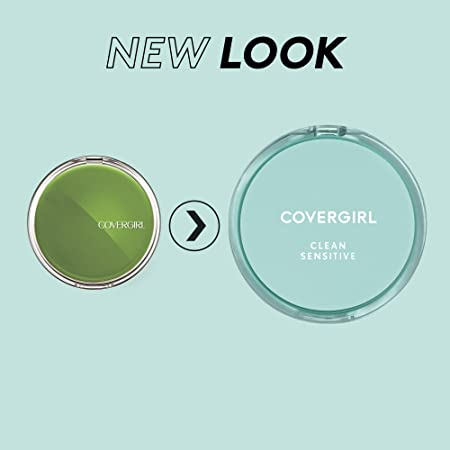 COVERGIRL Clean Sensitive Skin Pressed Powder