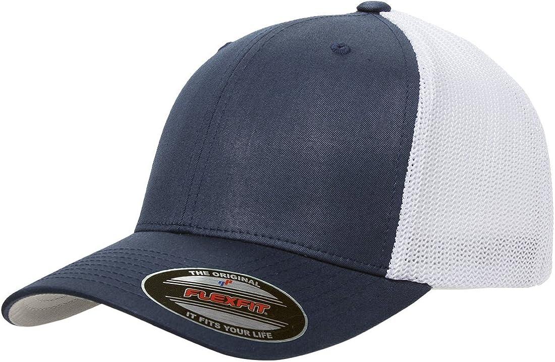Flexfit Trucker Mesh Fitted Cap