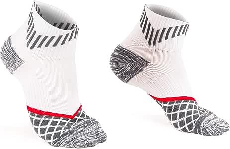 MELIFLUOS DESIGNED SPAIN Medias Calcetines Compresoras para Deportes Atletas Correr Gimnasio Baloncesto: Amazon.es: Deportes y aire libre