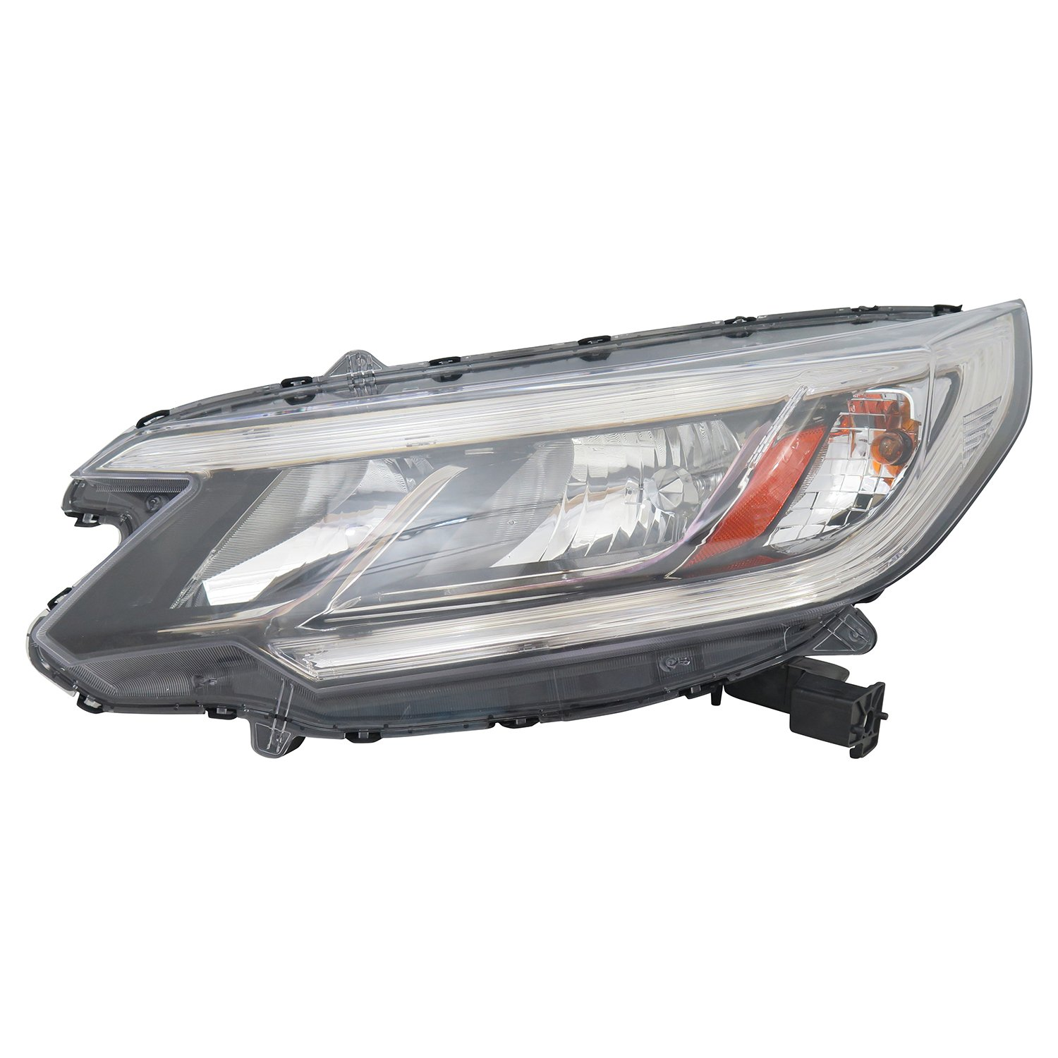 PartsChannel HO2502162R OE Replacement Headlight Assembly HONDA CRV 2015