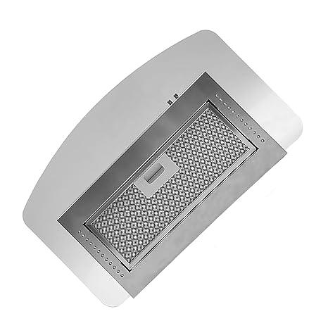 Baraldi vanta LED in acciaio INOX cappa ventola da 12 Volt per  roulotte camper  73cd7c5838d9
